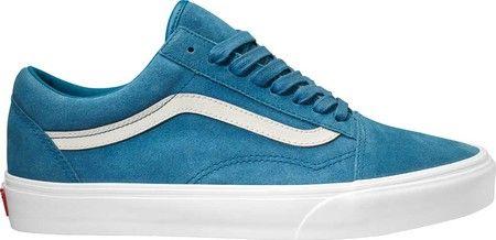 Vans Old Skool Sneaker | Vans old skool, Soft suede, Vans
