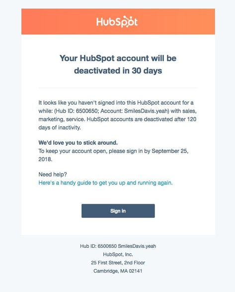 Cancellation Emails: Examples and Best Practices - Designmodo