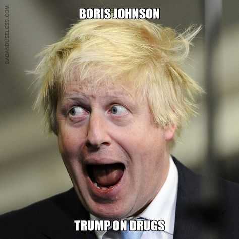 15 Funniest Reactions to Boris Johnson Becoming The Prime