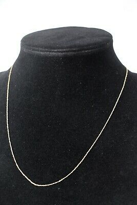 10k 19 Yellow Gold Chain 53g Marked Oc 10k Ebay Gold Chains Yellow Gold Chain Gold Rope Chains