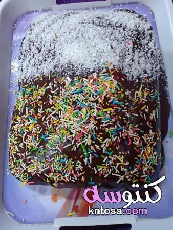 طريقة عمل جاتو شوكولا طريقة عمل كيكة الشيكولاتة السايحة بالصور كيكة شوكولاته بالصوص سهله Sprinkles Candy Food