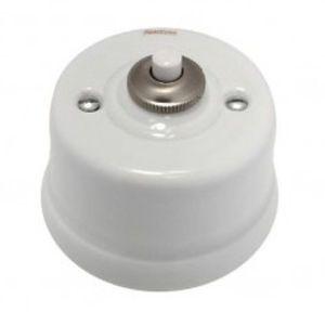 Interrupteur Bouton Poussoir Double En Thermoplastique En Porcelaine Bouton Poussoir Interupteur Interrupteurs