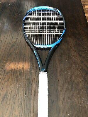 Naomi Osaka Racquet 2019 Yonex Ezone 98 Racquet Tenniswarehouse Atptour Wtatour Tennistips Workout Dr Best Tennis Rackets Babolat Tennis Tennis Racket
