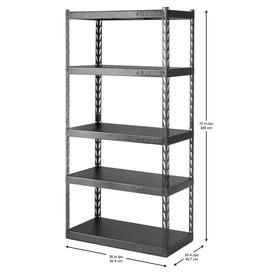 Product Image 3 Garage Shelving Units Deep Shelves Garage Shelving