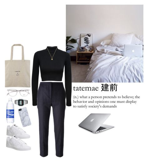 Look #405 by lexi7802 on Polyvore featuring polyvore fashion style Alexander McQueen adidas Topshop Gucci clothing
