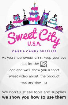 Sweet City USA™ Wholesale and Retail Supplier of Cupcake ...