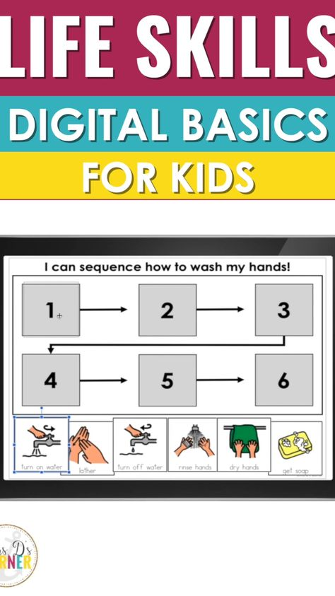 Life Skills | Digital Basics for Kids