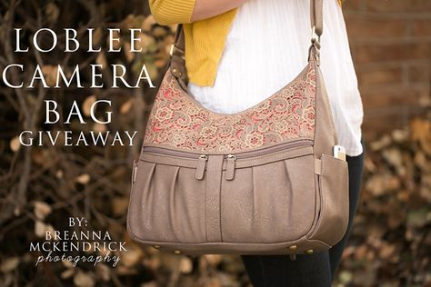 Loblee camera bag giveaway from Breanna McKendrick Photography.