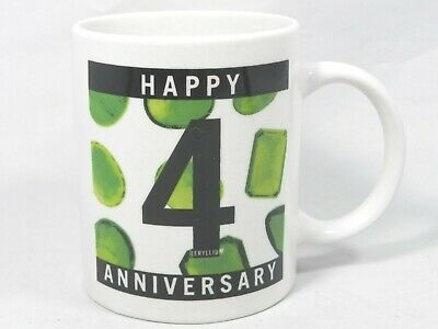 Ebay Ad Link Acs Happy 4th Anniversary Beryllium 10 Oz Element Mug American Chemical Society En 2020 Artesanias De Costura Artesanias Costura
