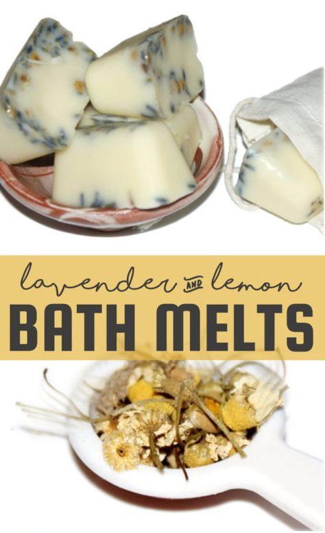 bath Organic Lemon Lavender Bath...