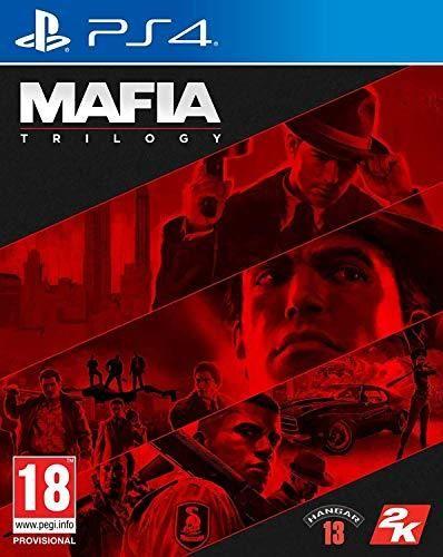 Mafia Trilogy - PlayStation 4 - Default