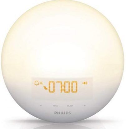 Philips Wake Up Light Alarm Clock Light Alarm Clock Alarm Clock