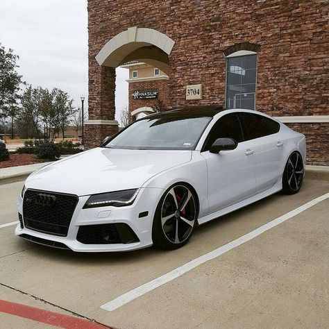 Find images and videos about luxury, car and audi on We Heart It - the app to get lost in what you love. Audi A5, Rs6 Audi, Audi Rs7 Sportback, Dream Cars, Design Autos, Carros Bmw, Jaguar E Typ, Bmw Autos, Lux Cars