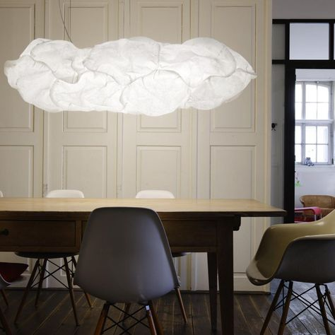 Light for front of office / Cloud XL Suspension Lamp | Belux | AmbienteDirect.com