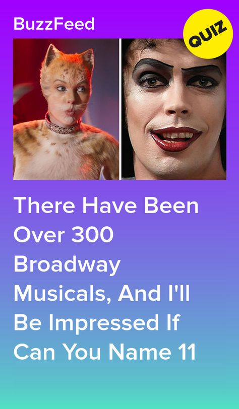 There Have Been Over 300 Broadway Musicals, And I'll Be Impressed If Can You Name 11 Wicked Musical Quotes, Musical Quiz, Broadway Quotes, Theatre Quotes, Cinderella Broadway, Broadway Nyc, Broadway Theatre, Musical Theatre, Broadway Shows