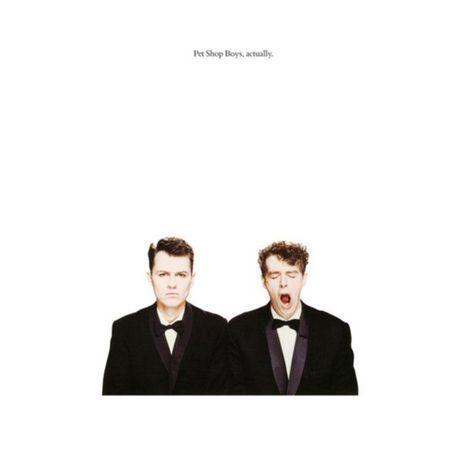 Warner Music Group Pet Shop Boys Actually Vinyl In 2020 Pet