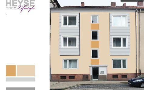 Fassadenrenovierungen, Anstrich an Fassaden, Wärmedämmung an der Fassade – Wie könnte es denn aussehen? Schauen Sie sich diesen Artikel in meinem Blog an