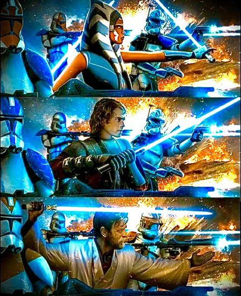 Clone Wars Art
