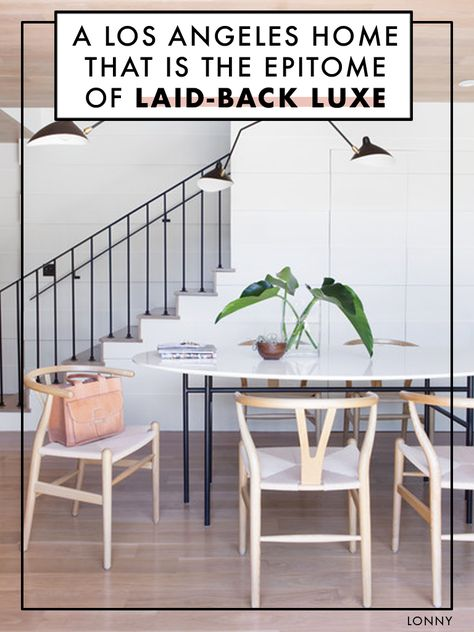 This LA Home Is The Epitome of Laid-Back Luxe