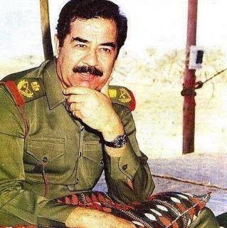 قصة أضحك صدام حسين The Past History Historical Figures