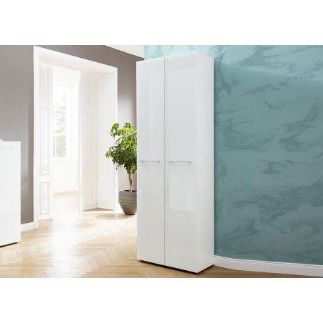 Armoire Entree Meuble Entre Armoire Rangement Blanche Cbc Meubles Tall Cabinet Storage Home Decor Furniture