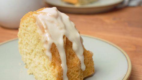 Easy Lemon Glaze for Desserts
