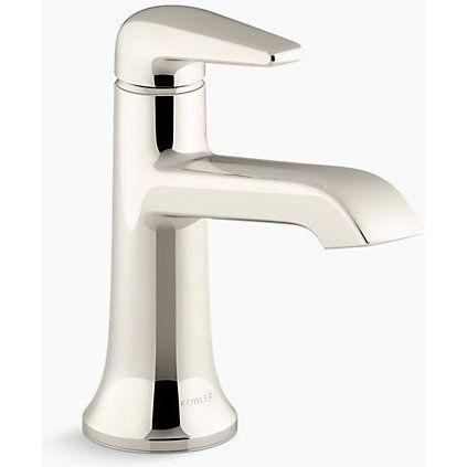 Swell Kohler K 22022 4 Sn Tempered Single Handle Bathroom Faucet Download Free Architecture Designs Ferenbritishbridgeorg
