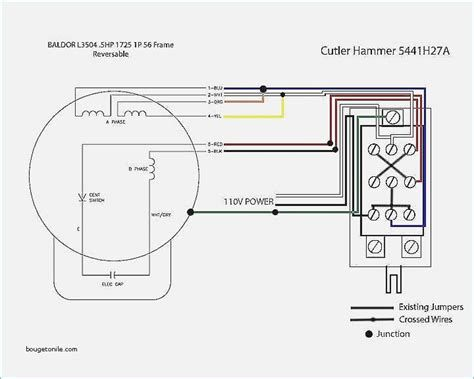 40 Baldor Motor Wiring Diagrams Single Phase New Hampshire In 2021 Wire Diagram Electric Hoists