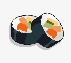 Sushi Cartoon Sushi Hd Sushi Png Transparent Clipart Image And Psd File For Free Download Sushi Cartoon Clip Art Cartoons Hd