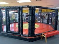 Used 20 Octagon Mma Cage For Sale In Carrollton Letgo Cages For Sale Gym Design Radio Flyer Wagons