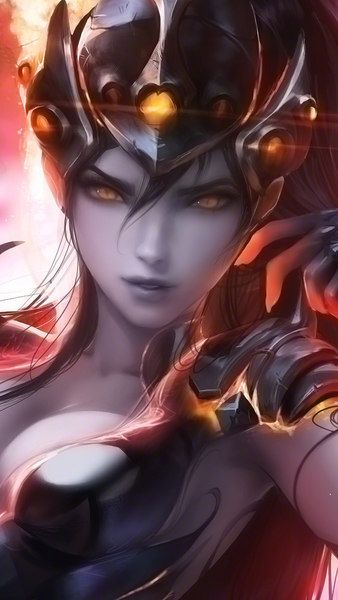 Widowmaker, Overwatch, click image for HD Mobile and Desktop wallpaper – Best of Wallpapers for Andriod and ios
