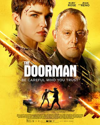 The Doorman 2020 Trailer Clip Images And Posters 2020 Movies Action Movies Jean Reno