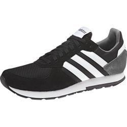 8K Schuh für Herren von Adidas Größe 44 in Schwarz Grau
