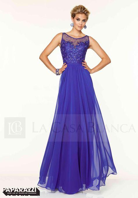 llegando comprar auténtico gran ajuste Vestido De Madrinas Y Fiestas Colección Paparazzi 2015, MAPZ ...