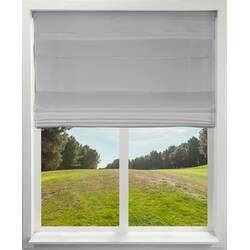 Blinds Cordless Semi Sheer Roman Shade Shades Blinds Roman Shades Window Shades For Cars