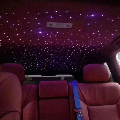 Plug and Play- Car and Home Ceiling Romantic USB Night Light! Bling Car Accessories, Car Interior Accessories, Star Lights On Ceiling, Car Lights, Led Lights For Cars, Jeep Wrangler, Car Interior Decor, Pink Car Interior, Custom Car Interior