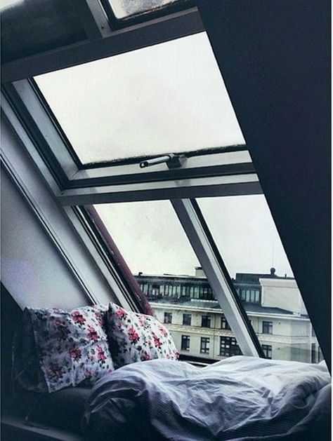 What a beautiful vantage point. Can you imagine a dreary day in Paris...the rain pattering and streaming, with the city at your feet........