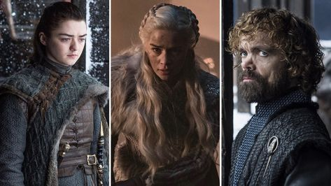 Game of Thrones' Cast Members' Next Movies and TV Shows