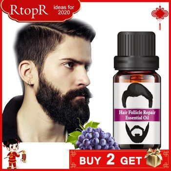 Rtopr Hair Follicle Repair Oil Men Styling Moustache Oil Hair Growth Of Beard Body Hair Eyebrow Care Moisturizing Smoothing 10ml Eyebrow And Makeup Makeup H In 2020 Eyebrow Care