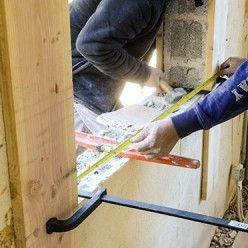 Ouvrir Un Mur En Parpaings Pour Installer Un Bloc Fenetre Mur En Parpaing Parpaing Pose Fenetre