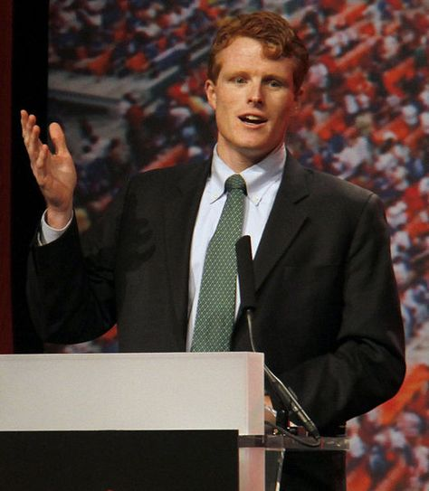 Joseph P. Kennedy III // This ginger Kennedy is running for Congress in Massachusetts. Suddenly I am interested in politics again.