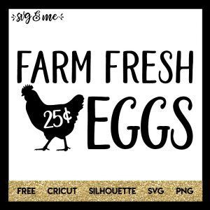 Free Svg Farm Fresh Eggs Svg Me Silhouette Diy Farm Fresh Eggs Sign Cricut Projects Vinyl