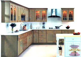 احدث أشكال ودرجات الوان المطابخ الخشب 2021 Home Home Decor Kitchen Cabinets