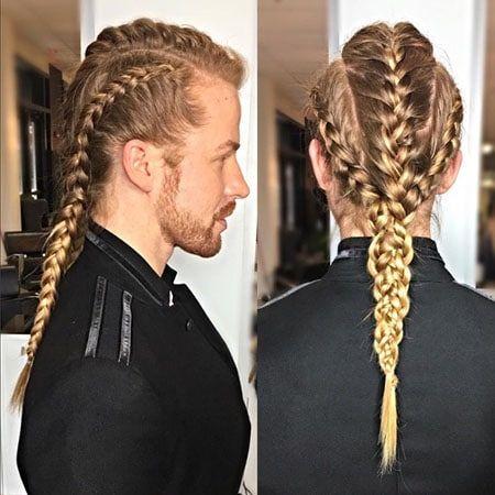 Warrior Man Braids Mens Braids Hairstyles Latest Braided Hairstyles Hair Styles