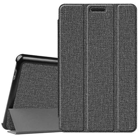 Fintie Huawei Mediapad T3 8 Hulle Case Ultra Dunn Superleicht Slimshell Stander Cover Schutzhulle Tasche Mit Zwei Einstellbare Tablet Dockingstation Computer