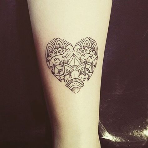 Tattoo2me - Heart