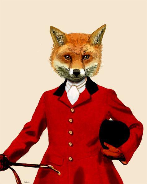 .fox hunt