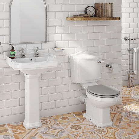 Appleby Traditional 4 Piece Bathroom Suite Victorian Plumbing Uk Traditional Toilets Traditional Bathroom Traditional Bathroom Suites