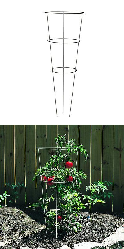 Plant Ties and Supports 181001: Panacea 89723 Tomato And