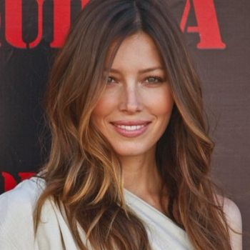 face framing highlights for light brown hair .... Jessica Biel you are a hair inspiration